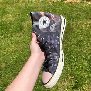Converse Shoes - ❄️3/$50 Converse | The Dark Knight Rises High Tops